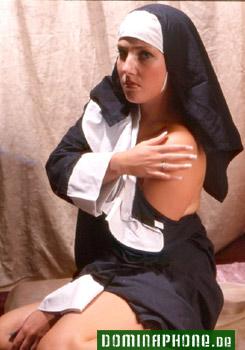 sm utensilien sex nonne
